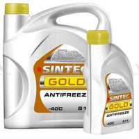 Sintec ANTIFREEZE GOLD G12 1кг Антифриз