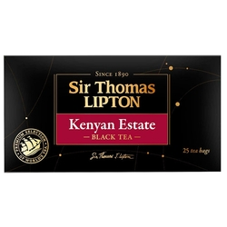Чай черный Sir Thomas Lipton Kenyan Estate в пакетиках