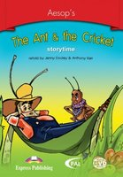 The Ant  the Cricket. DVD Video/DVD-ROM. PAL (DVD Case). DVD видео/DVD-ROM диск