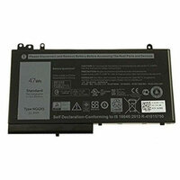 Аккумулятор Dell для ноутбука 3-cell 47W/HR Primary Lithinm-Ion Battery Compatible with Latitude E5270/E5470 451-BBUM