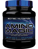 Аминокислоты Scitec Nutrition Amino Magic яблоко 500 гр.